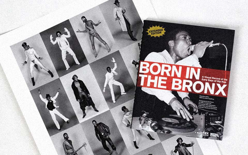 BORN IN THE BRONX - Joe Conzo Jr.'s Expanded Edition