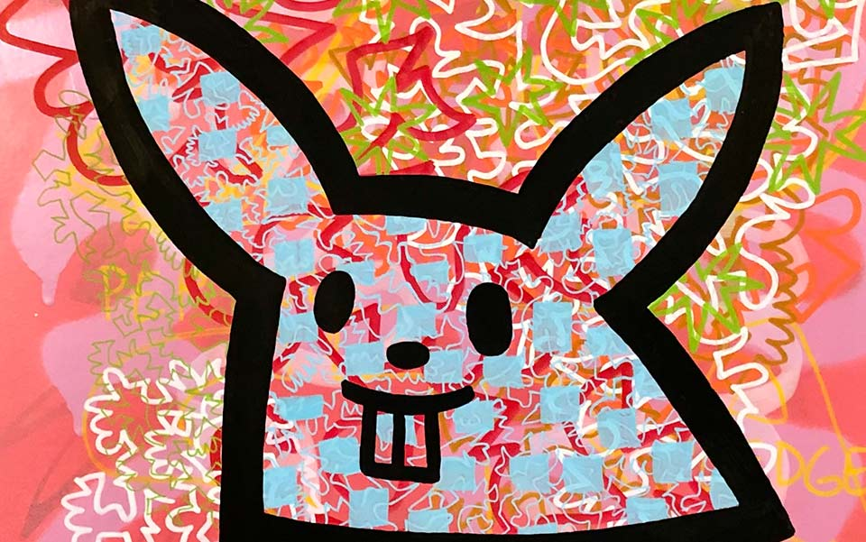 Bunny Series - Carl Oxley III