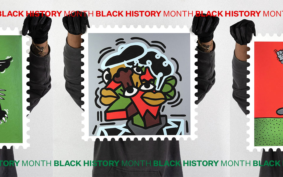 Sheefy McFly - BHM  4-Print Set
