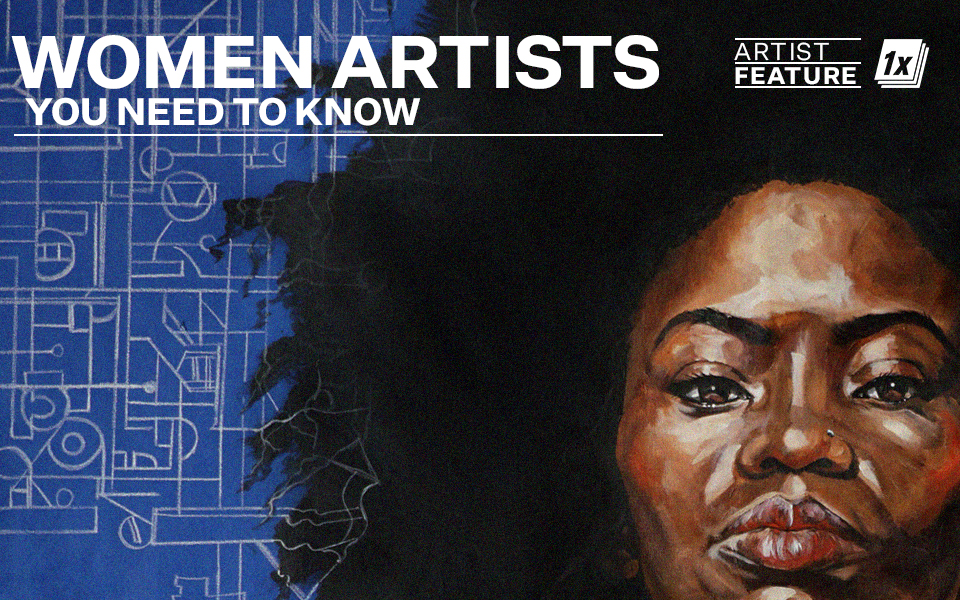 Discover Women Artists - Leading The New Contemporary Art Movement