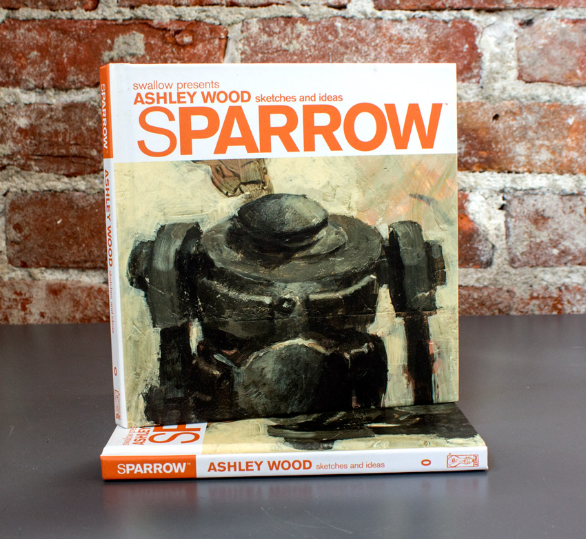 Swallow Presents: Sparrow Book - #0 Ashley Wood