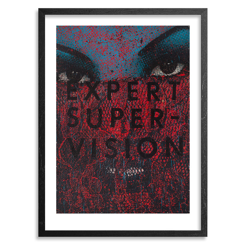 Bask Art Print - Expert Supervision - Standard Edition