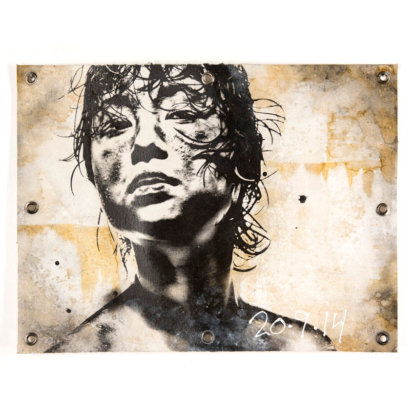 Eddie Colla Original Art - 20 • 9 • 14