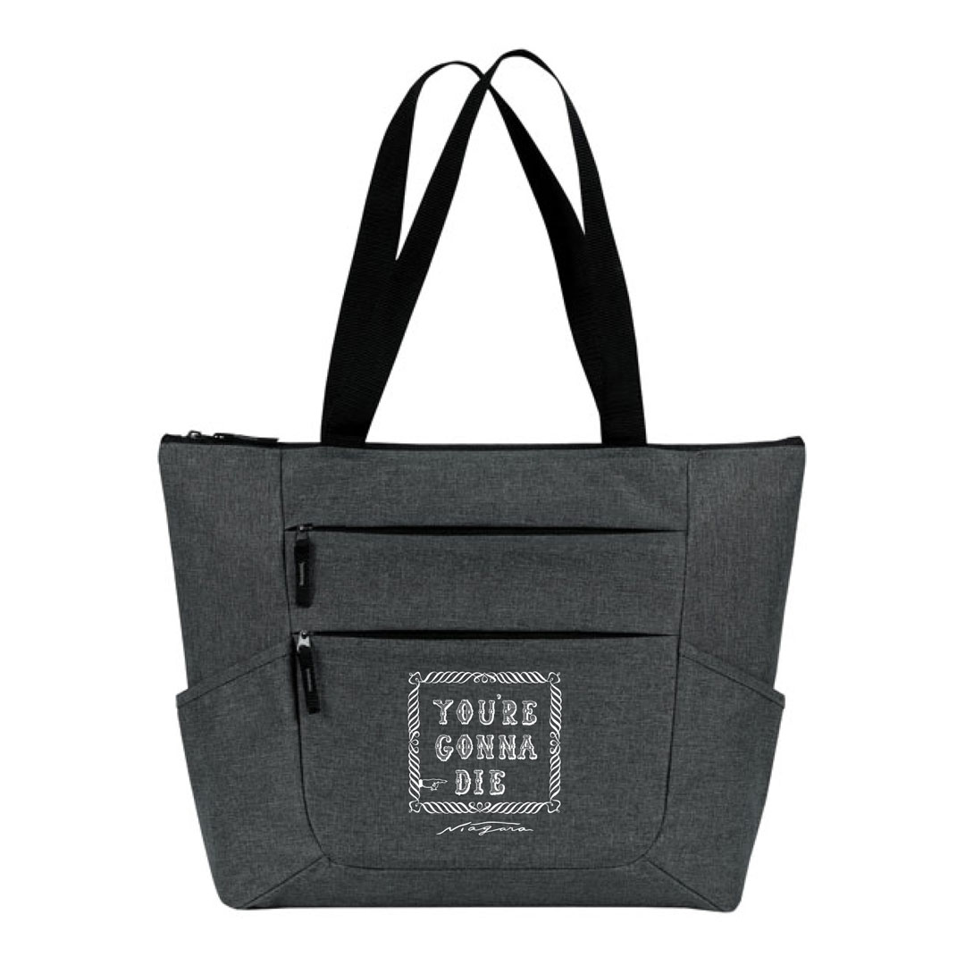 Niagara Clothing - Booze and Barbiturates - Tote Bag - Variant I