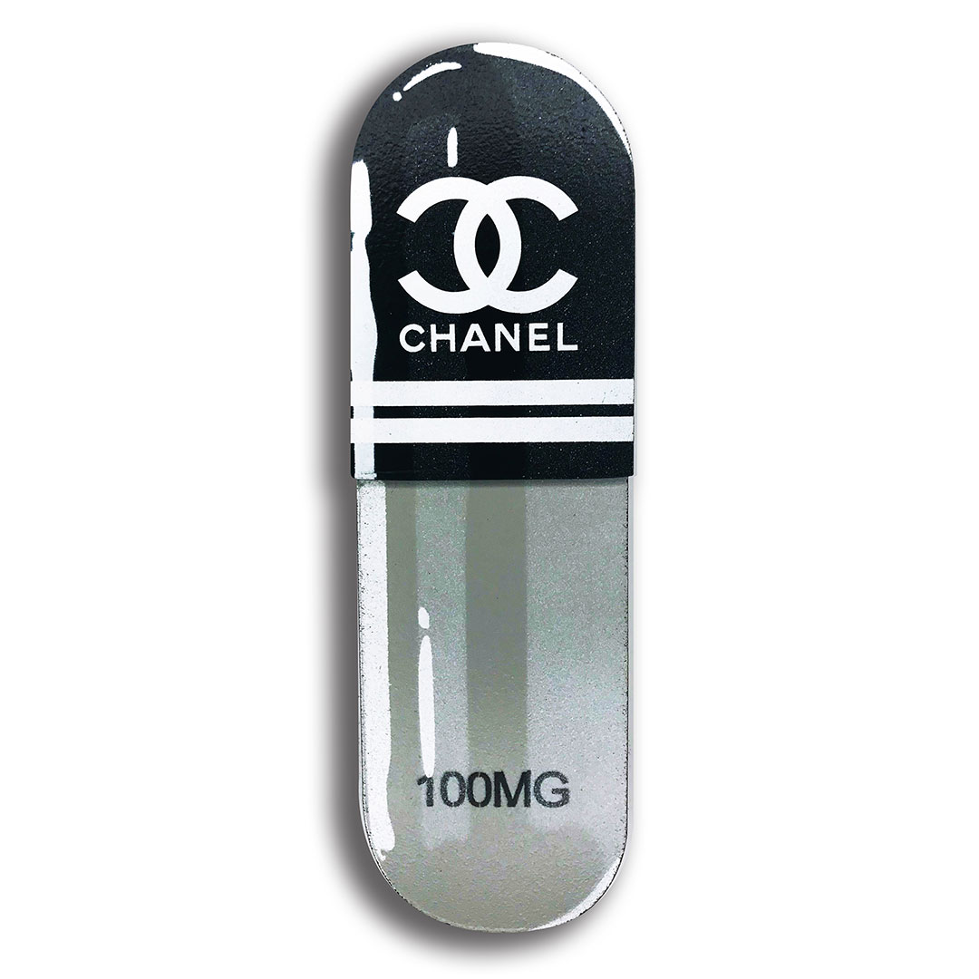 Denial Art - Chanel - Mini Pill