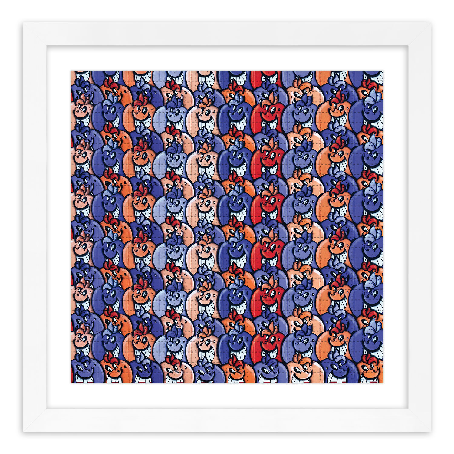 Atomik Art Print - Untitled I - Blotter Edition