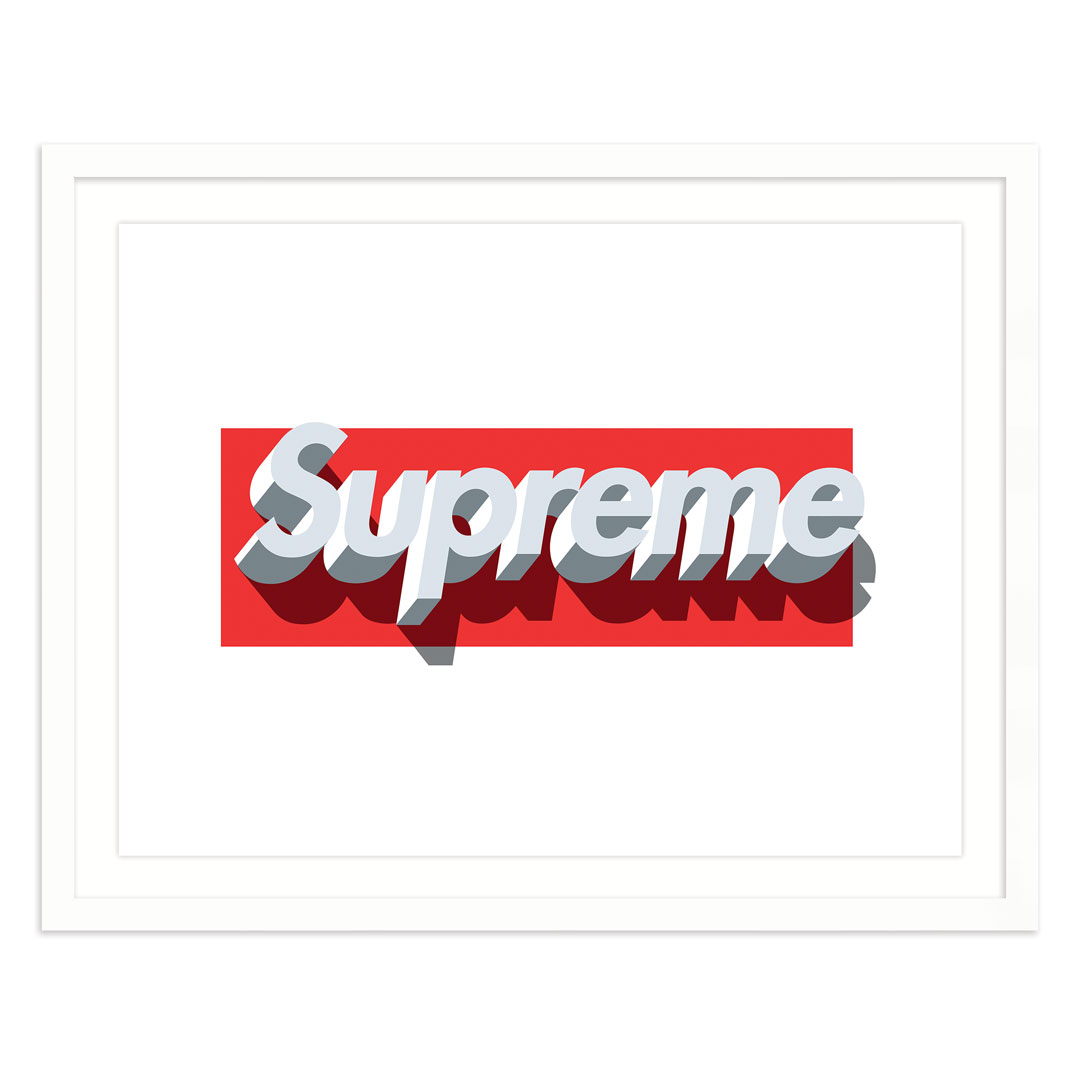 James Lewis Art Print - 3D Supreme - Standard Edition