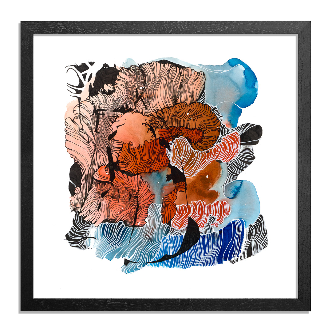 Brandon Boyd Art Print - Remnants III - Limited Edition Prints