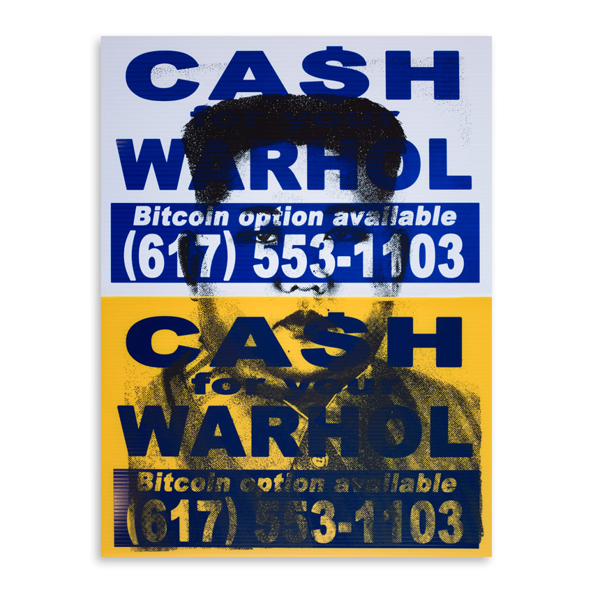 Cash For Your Warhol Art Print - CFYW x Kim.03