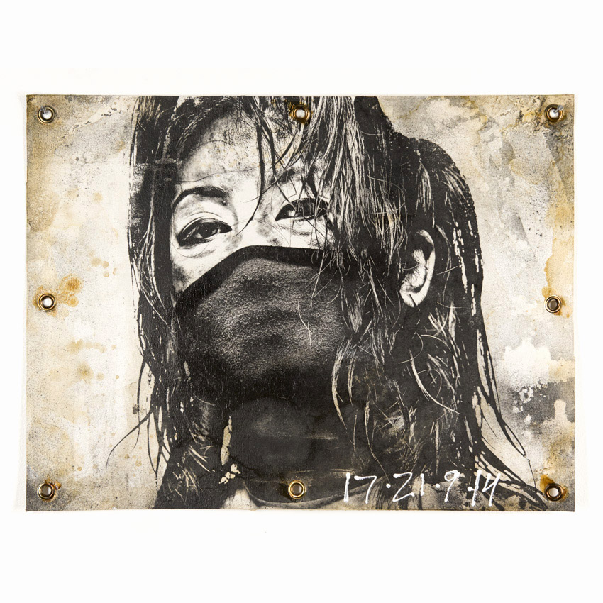 Eddie Colla Original Art - 17 • 21 • 9 • 14