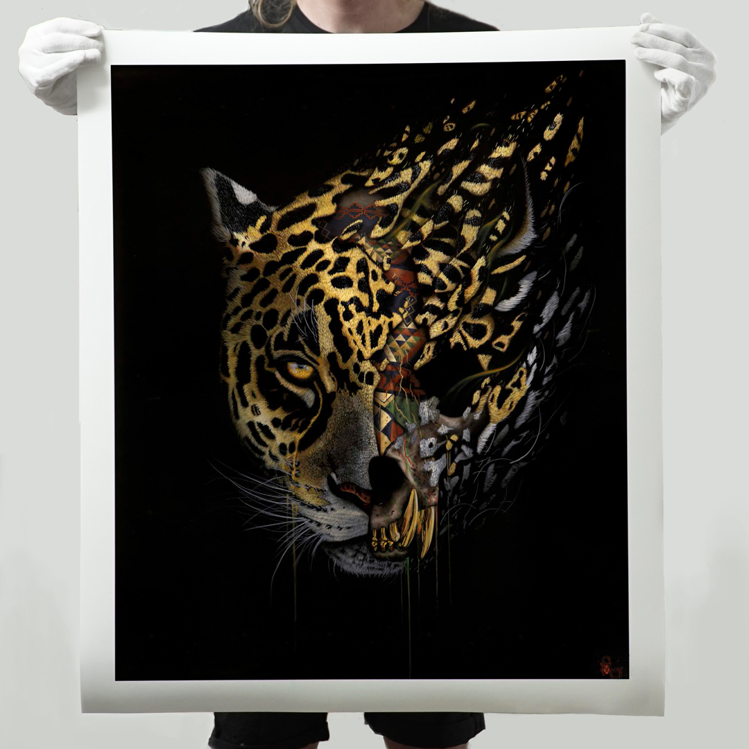 Sonny Art Print - Kaaria - Limited Edition Prints
