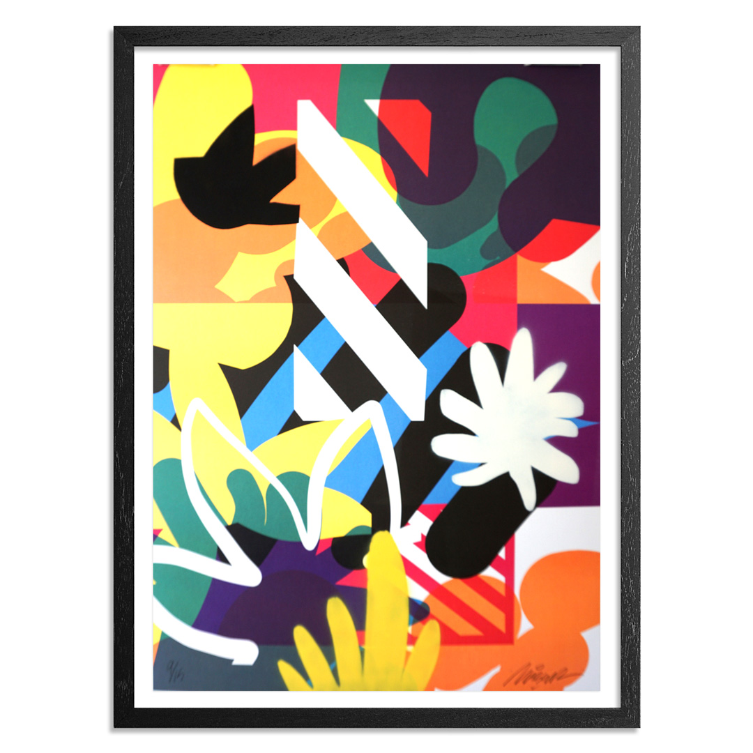 Maser Art Print - 9 of 15 - Habitats - Hand-Painted Edition