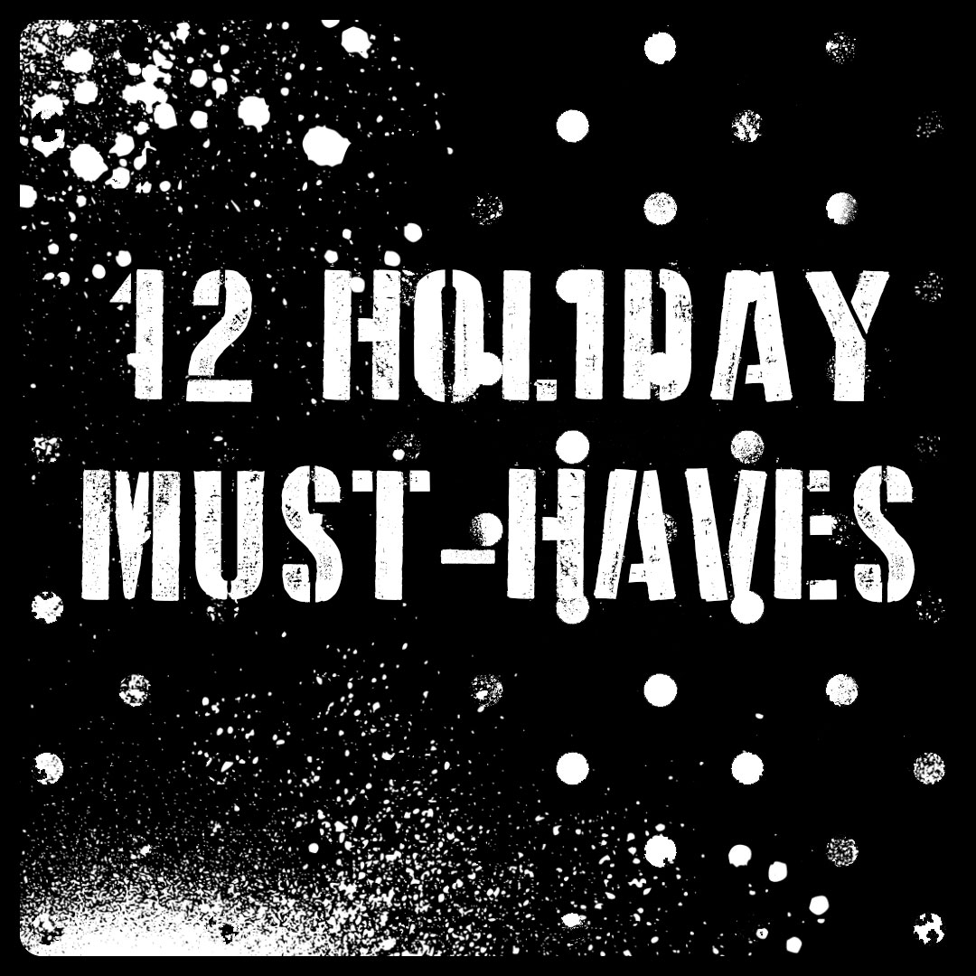 1xRUN Art Print - 12 Holiday Must-Haves!