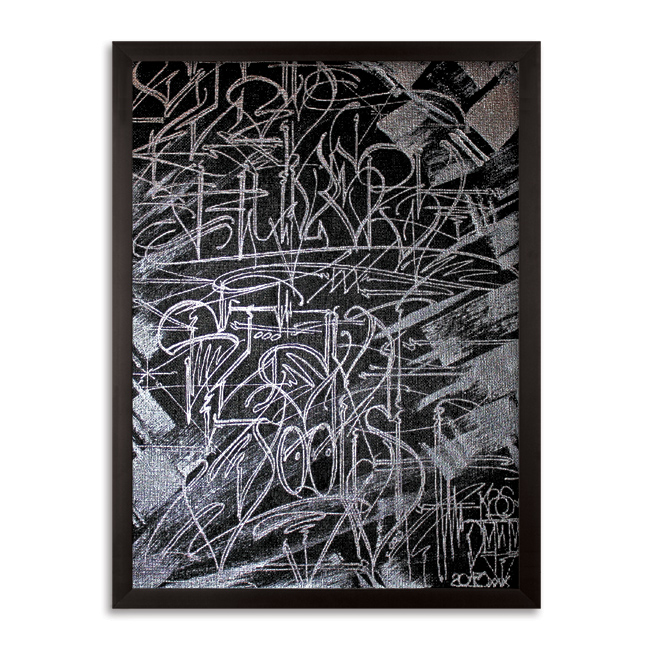 Defer Original Art - Foolish - Original Painting