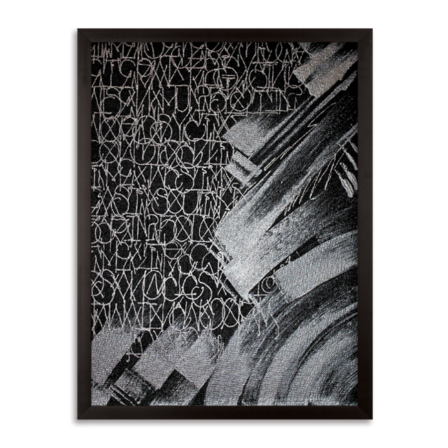 Defer Original Art - Syntax - Original Painting