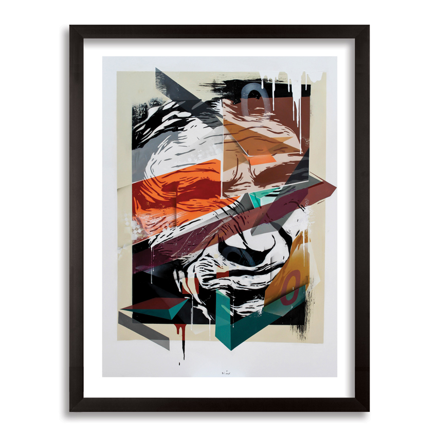 Helio Bray Art Print - Partina Girald - Limited Edition Prints