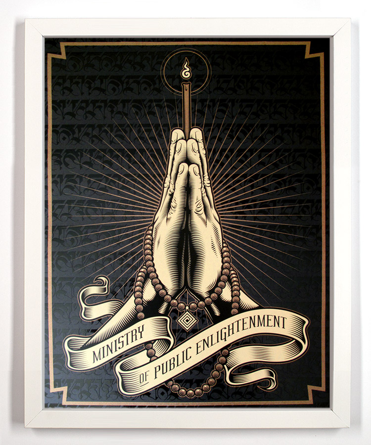 Cryptik Art - Ministry of Public Enlightenment