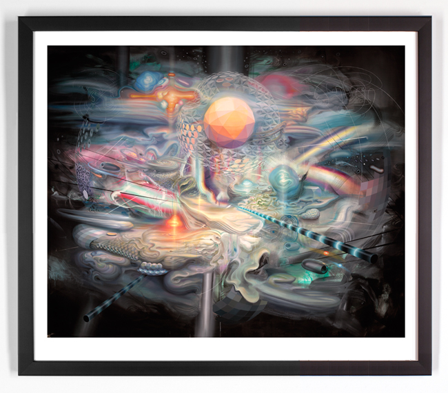Mars 1 Art Print - Afterthought