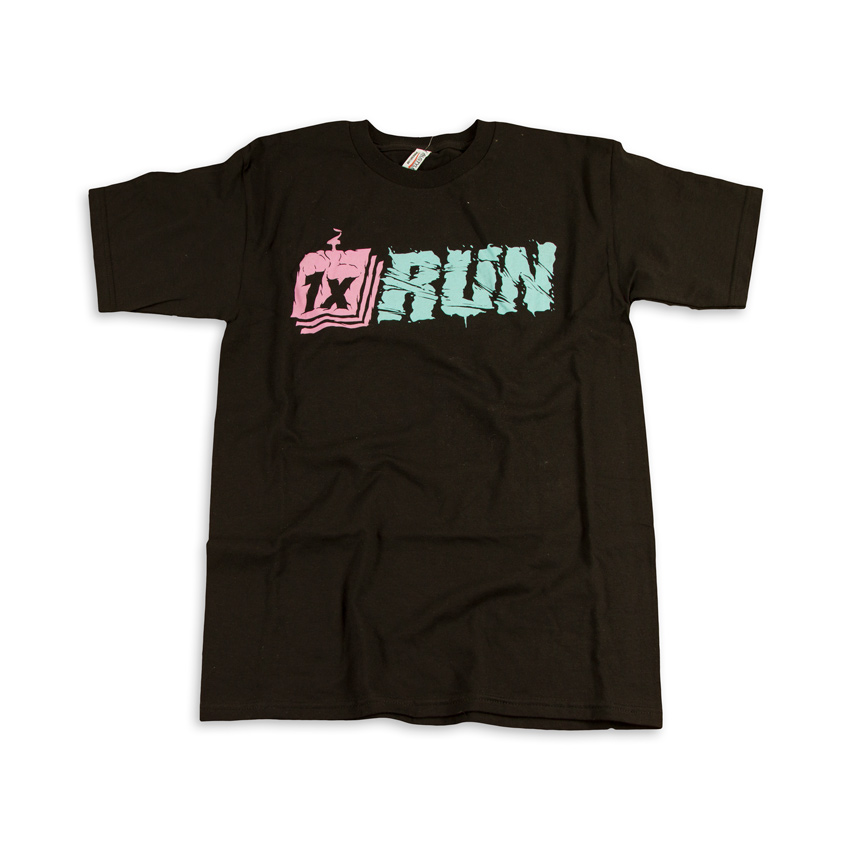 1xRUN Art - Small - Miami Vice 2016 Logo T-Shirt