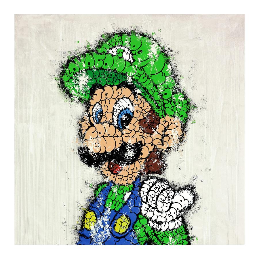 Luigi by Tilt