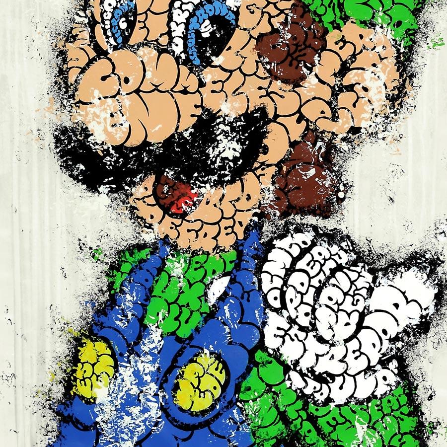 Detail Luigi by Tilt