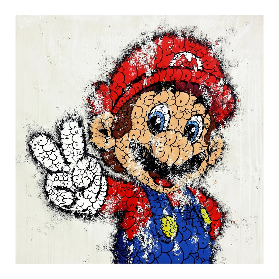 Mario by Tilt
