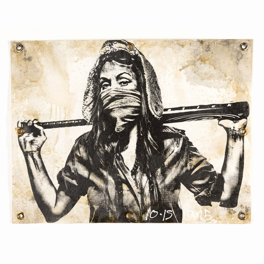 Eddie Colla Original Art - 10 • 15 10 • 15