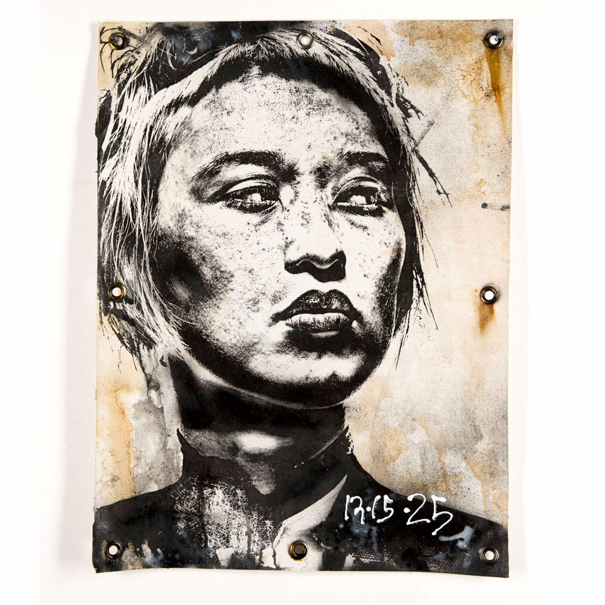 Eddie Colla Original Art - 12 • 15 • 25