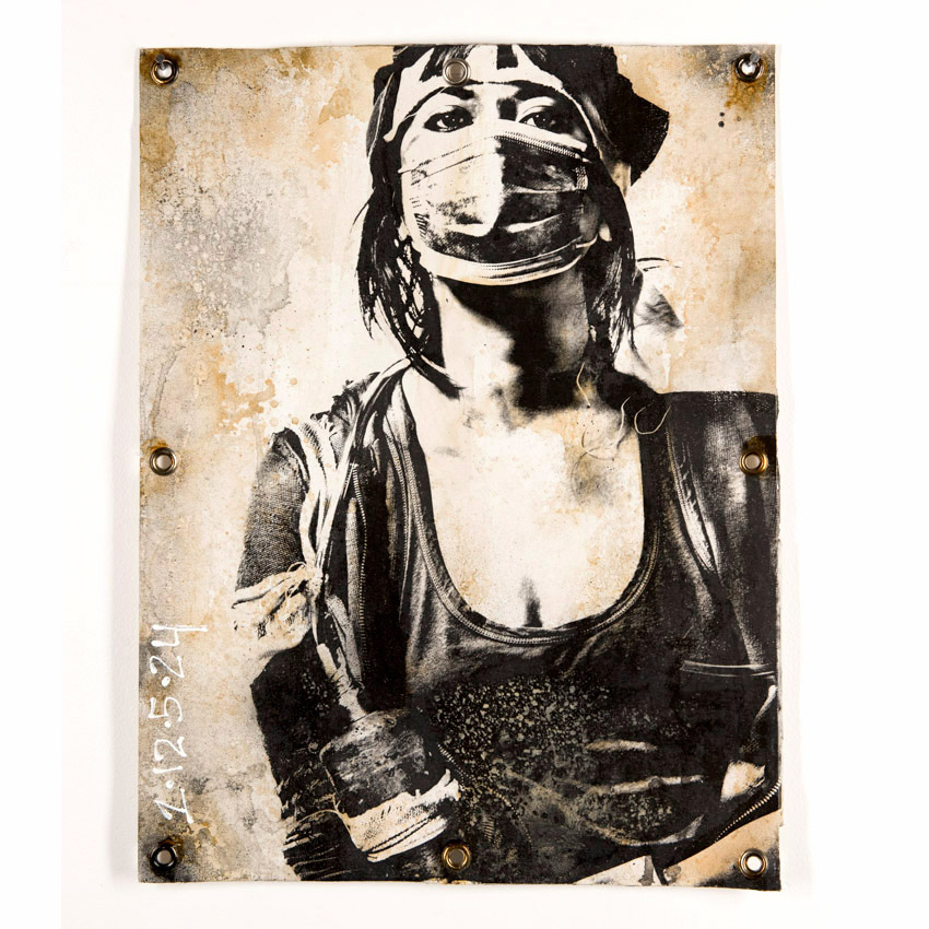 Eddie Colla Original Art - 1 • 12 • 5 • 24