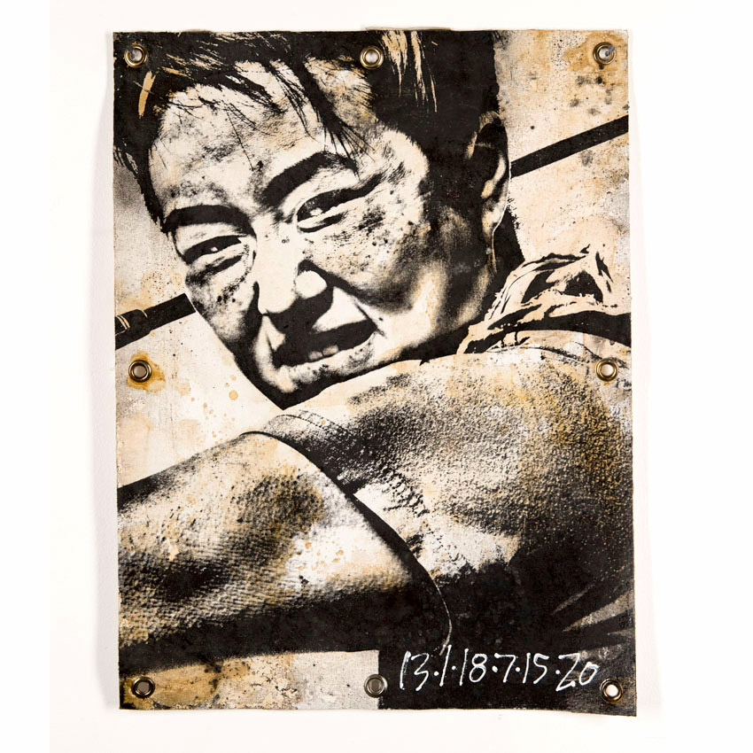 Eddie Colla Art - 13 • 1 • 18 • 7 • 15 • 20