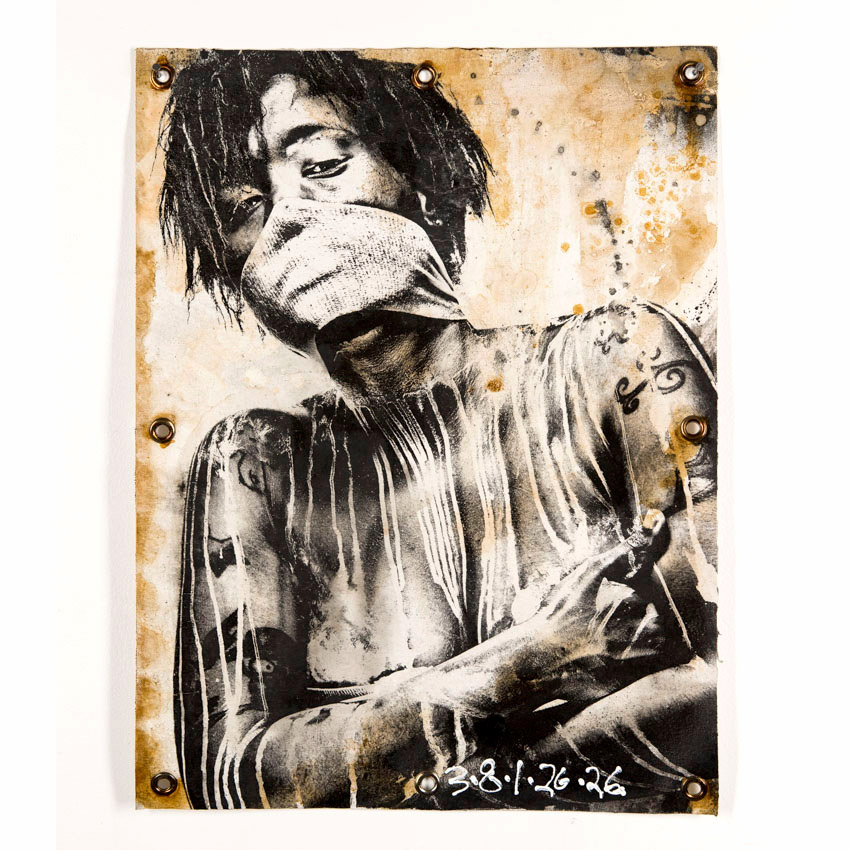 Eddie Colla Original Art - 3 • 8 • 1 • 26 • 26