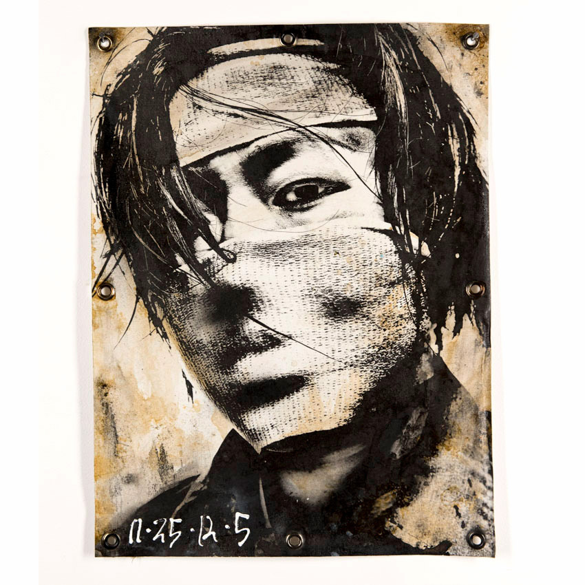 Eddie Colla Original Art - 11 • 25 • 12 • 5