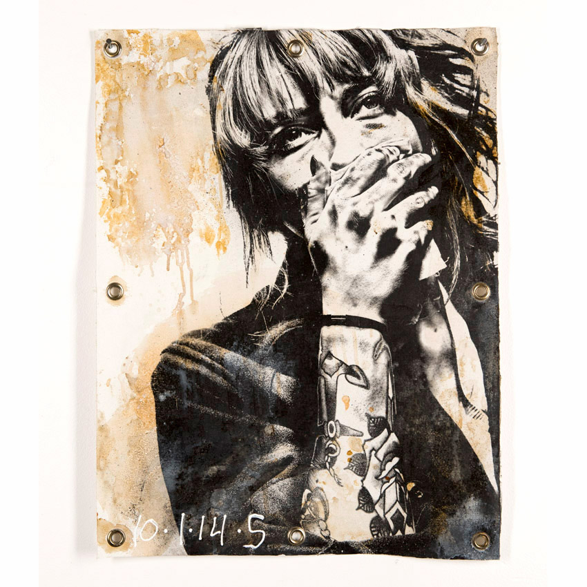 Eddie Colla Original Art - 10 • 1 • 14 • 5