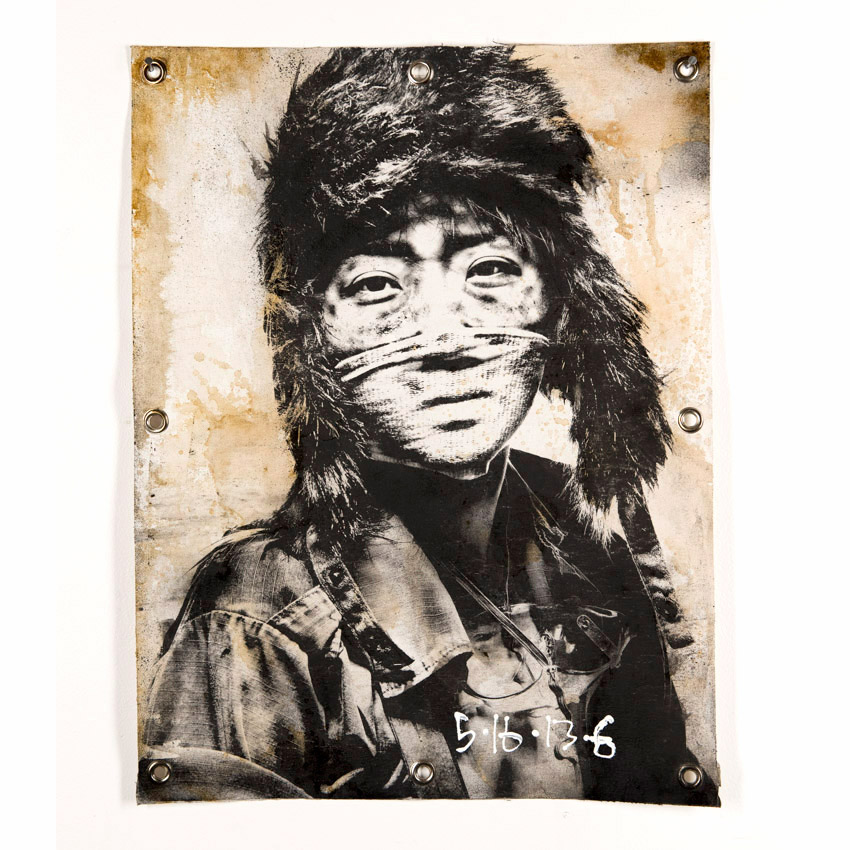 Eddie Colla Original Art - 5 • 16 • 13 • 6