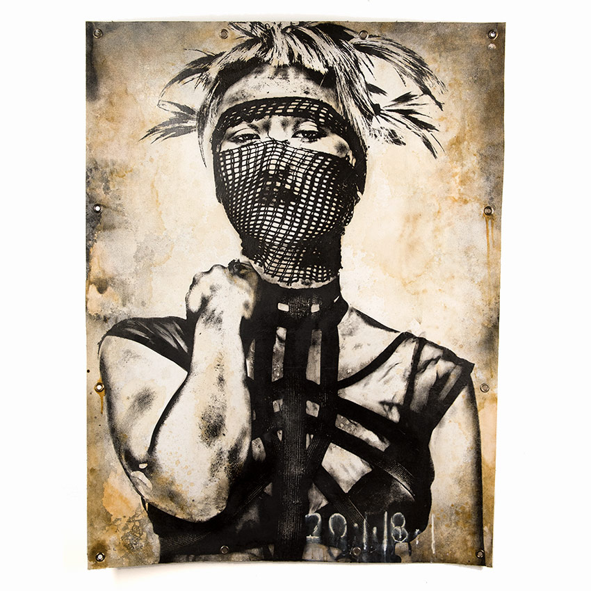 Eddie Colla Original Art - 20 • 1 • 18 • 1