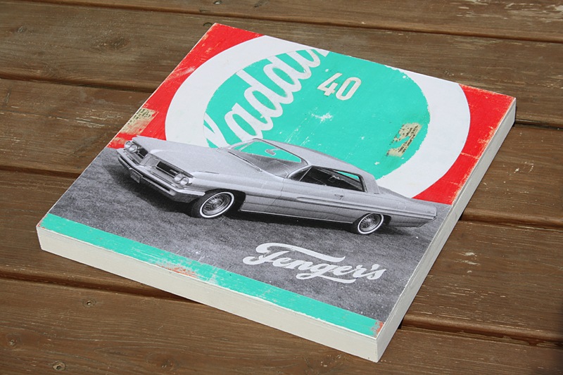 Kareem Rizk Original Art - 62 Grand Prix - 40