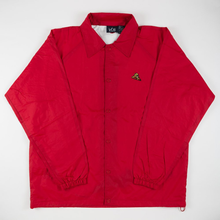 French Clothing - Pizza Jacket - Red