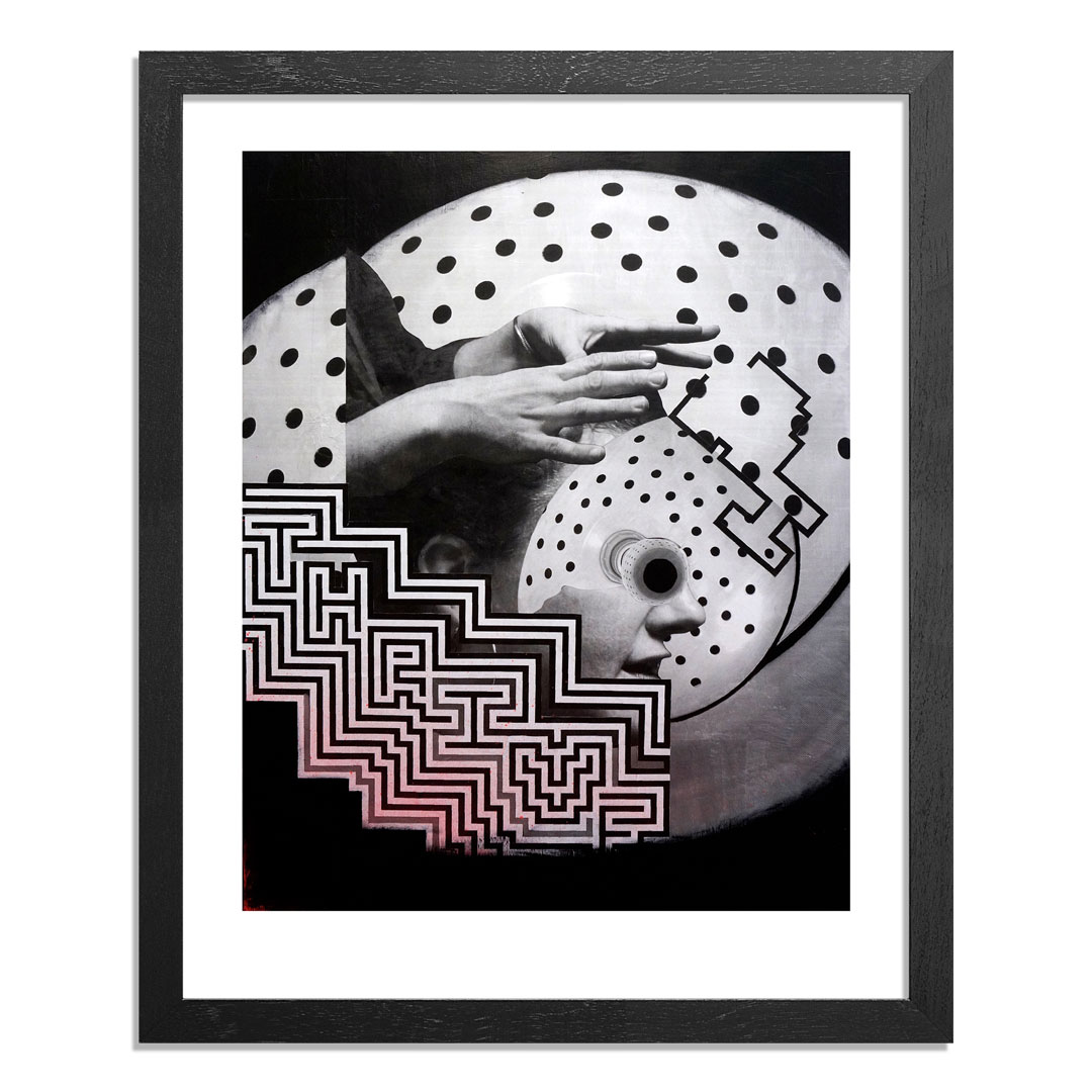 Ann Lewis Art Print - Objects of a Dehumanized World