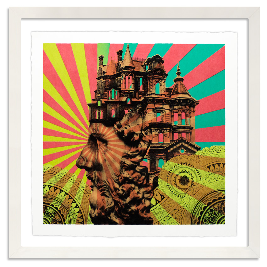 Beau Stanton Art - Crown - Framed