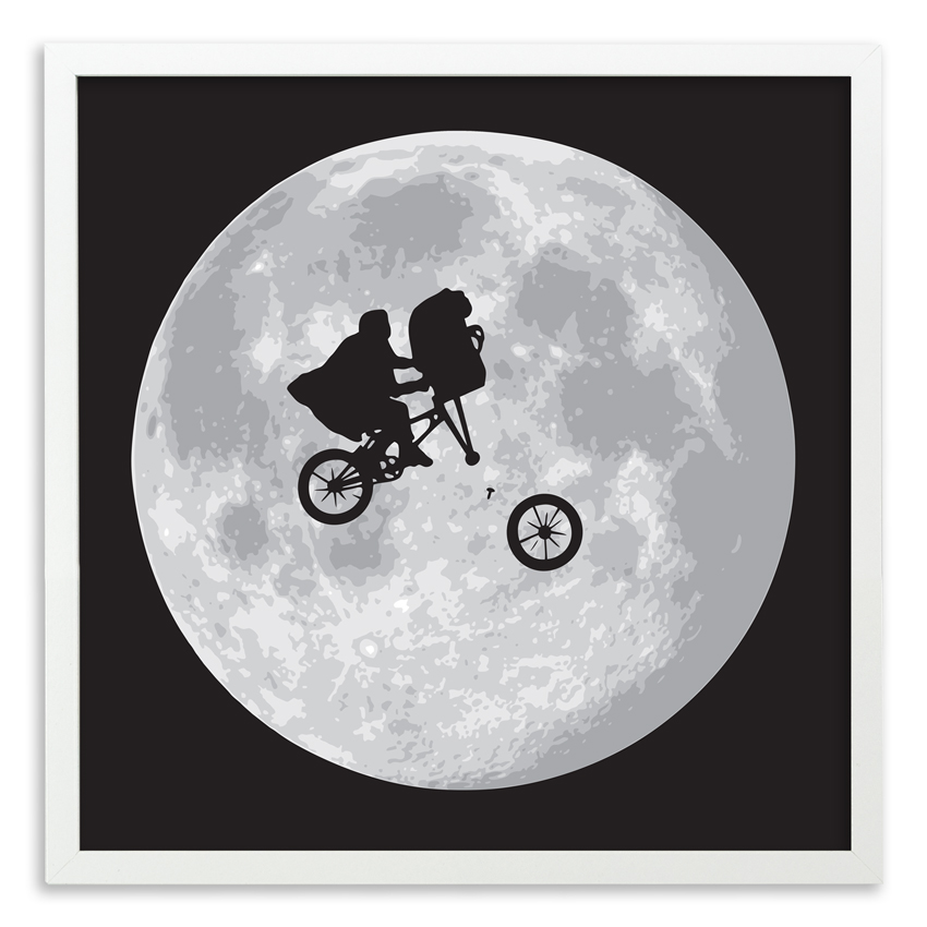 Ben Frost Art Print - E.T. Go Home - Limited Edition Prints
