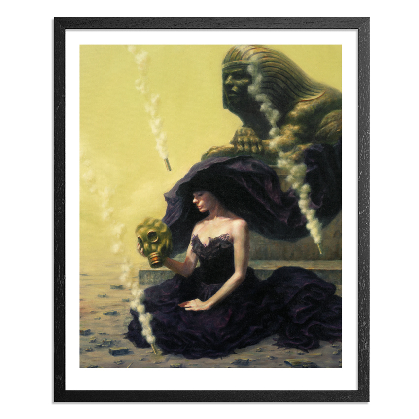Billy Norrby Art Print - The Sphinx - Limited Edition Prints