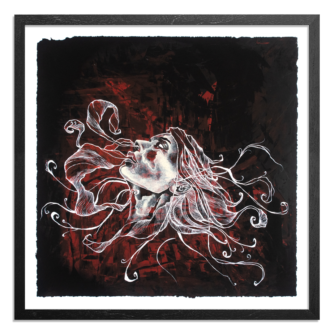 Brandon Boyd Art Print - The Plunge - Limited Edition Prints