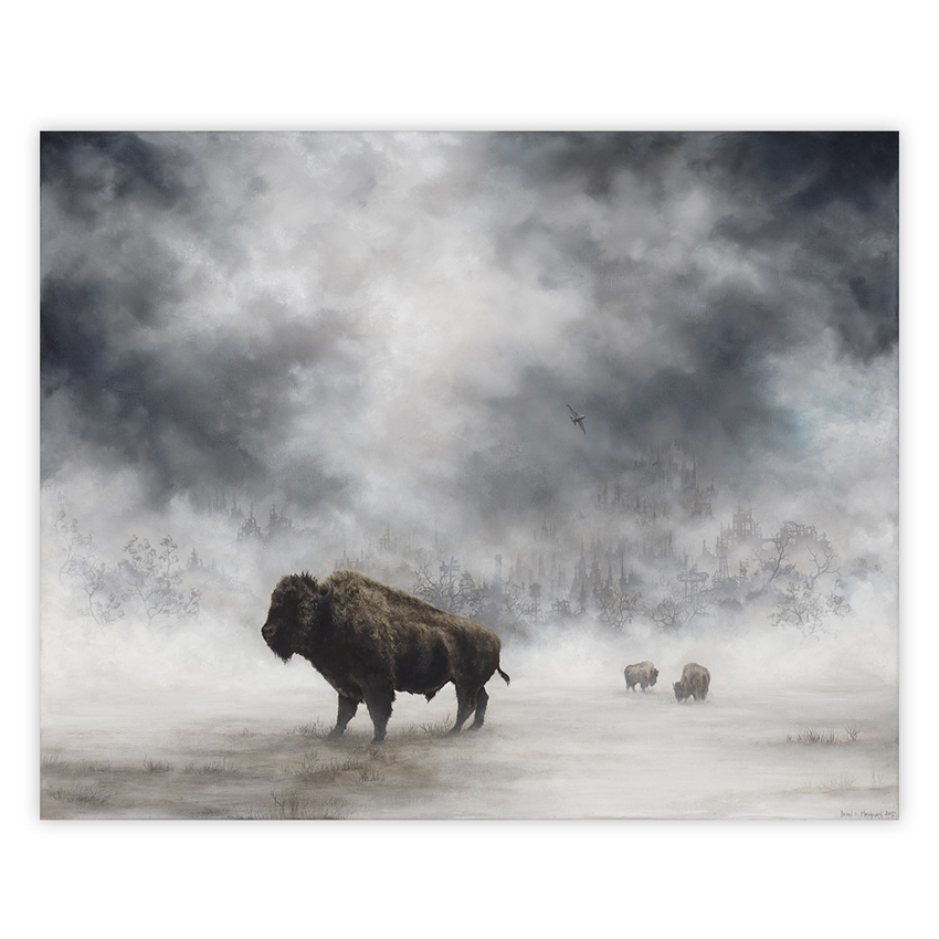 Brian Mashburn Original Art - Re-Tread