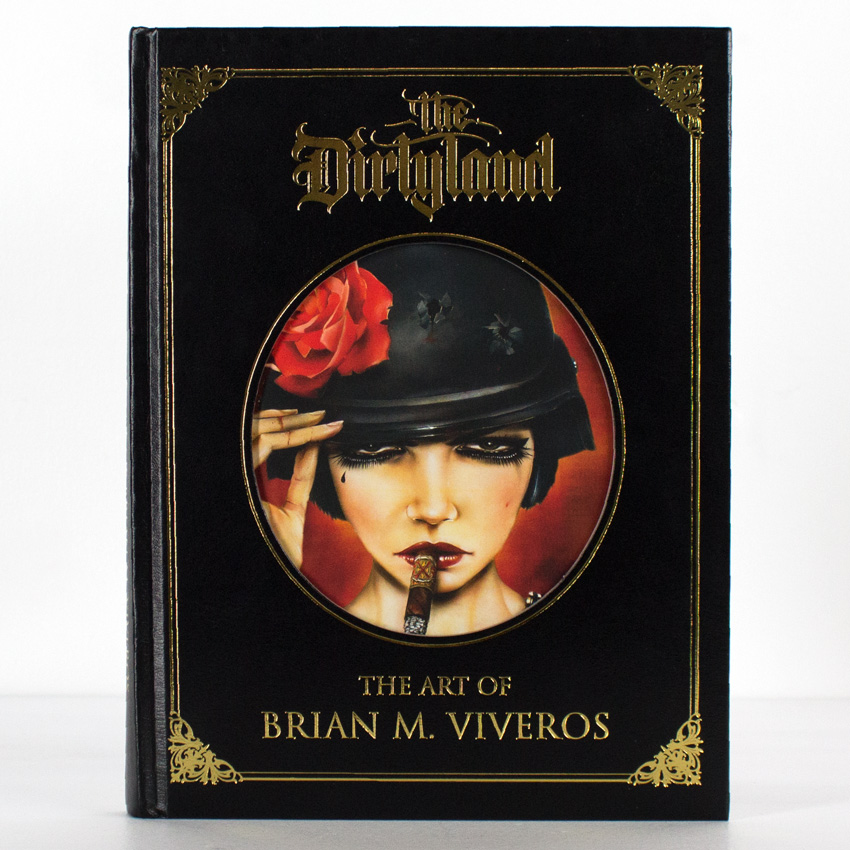 Brian Viveros Book - The Dirtyland