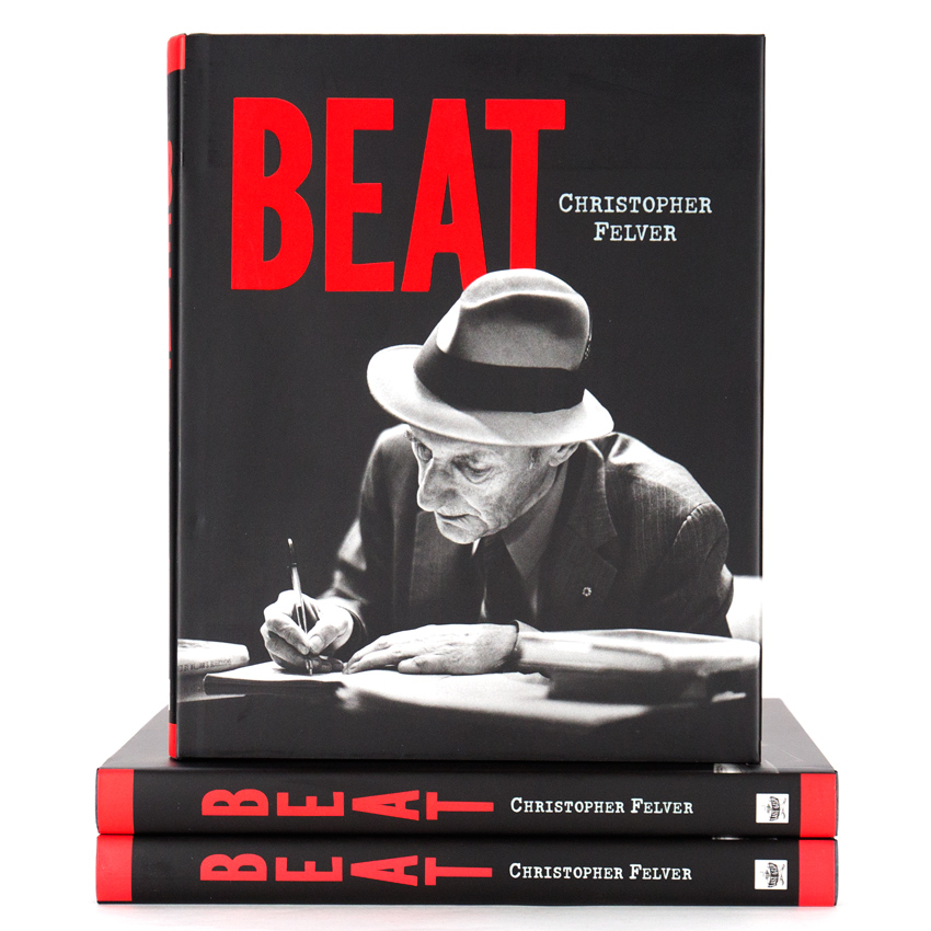 Christopher Felver Book - Beat