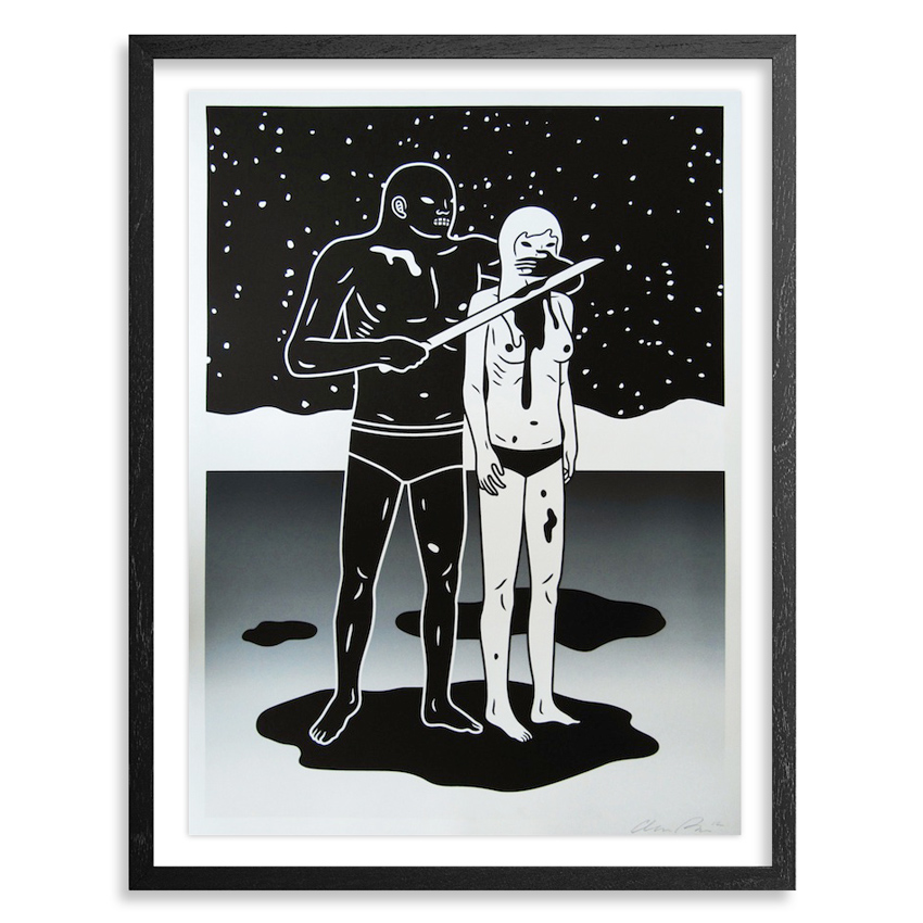 Cleon Peterson Art Print - End Of Days