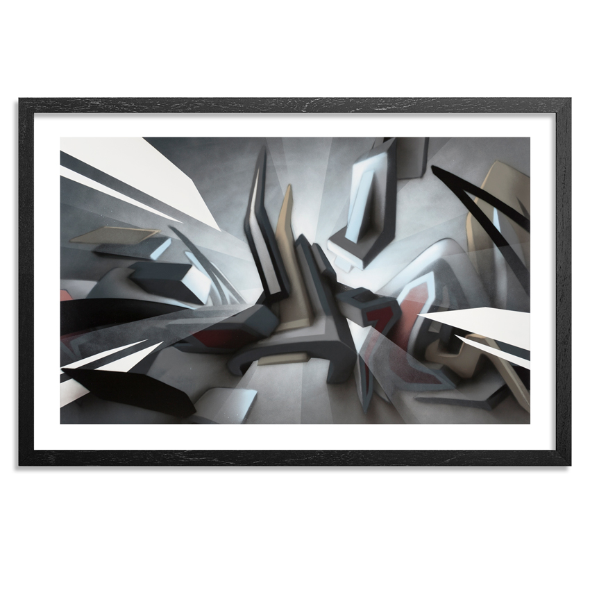 Daim Art Print - DAIMwave - Shining Backlight - Limited Edition Prints