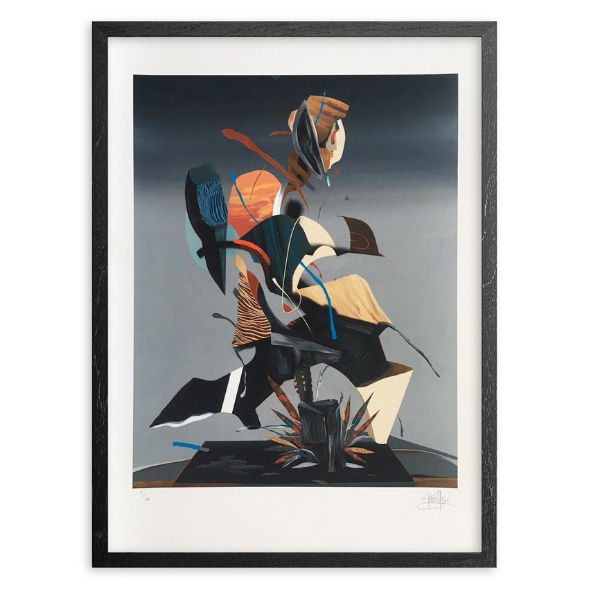Dave Kinsey Art Print - The Modern Condition