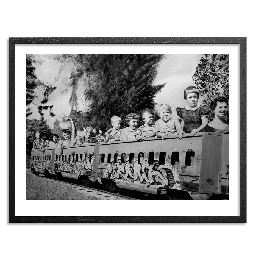 David Lyle Art Print - All Aboard