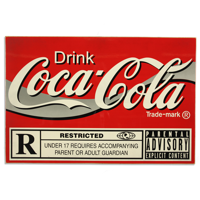 Denial Art - The Coke - Rated R